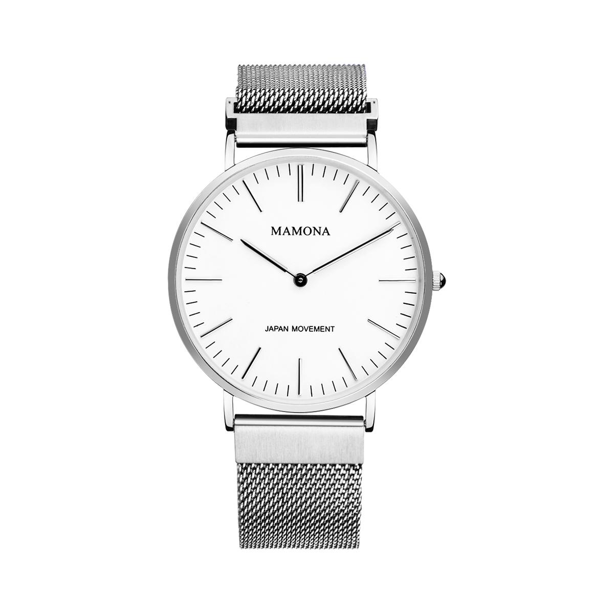 8495c57edb13 MAMONA Men s Watches Milanese Loop Bracelete G3881WT. €169.99 €59.99. Ultra  Thin Bracelet ...